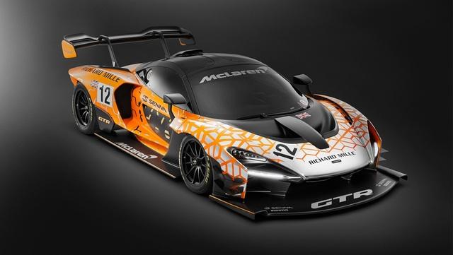 RM 11-03 McLaren - Cỗ xe đua thực thụ sẵn sàng cho mọi  cuộc đua - 4
