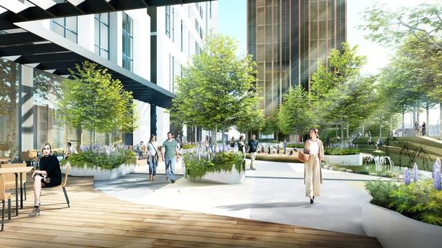 Với mật độ xây dựng chỉ 19%, CitiAlto dành nhiều diện tích cho công viên nội khu và các mảng xanh để mang đến môi trường sống trong lành cho cư dân.