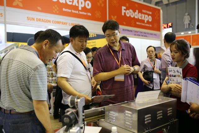 Nhiều nông sản, thực phẩm mới lạ, sạch xanh tại Vietnam Foodexpo 2018 - 5