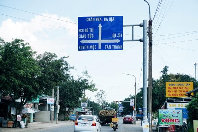 Golden Citi, vị trí trung tâm phường Hắc Dịch, Phú Mỹ dễ dàng di chuyển đến các khu công nghiệp lớn của tỉnh Bà Rịa – Vũng Tàu như, KCN Samsung, KCN Châu Đức, KCN Phú Mỹ…
