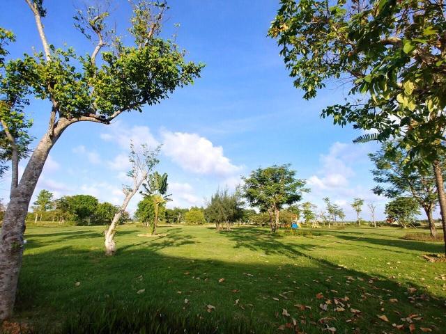 Nhiều dự án tại Huế rất chú trọng đến không gian xanh và quy hoạch hiện đại, thông minh, góp phần gia tăng tiện ích cho xã hội và thổi một hồn sống mới cho cố đô Huế.