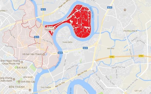 Tân Hoàng Minh chính thức tham gia đấu thầu siêu dự án khu đô thị Bình Quới - Thanh Đa - 1