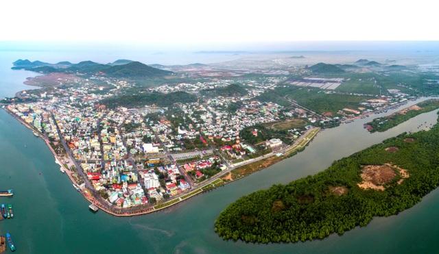 TP Hà Tiên đang phát triển để trở thành đô thị du lịch hàng đầu khu vực phía Nam
