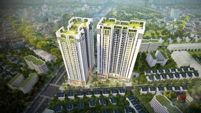 Đường vành đai 2,5 gấp rút hoàn thiện khiến các dự án bất động sản Nam Hà Nội như Sky Central tăng giá từng ngày.
