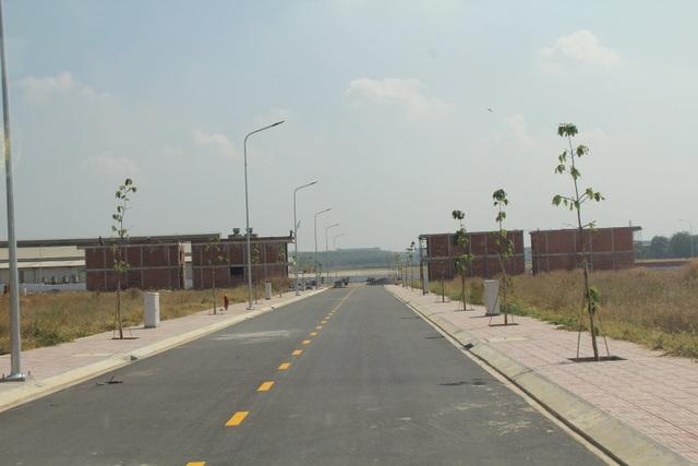 Hạ tầng của New Times City đã hoàn thiện và có sổ đỏ riêng từng lô