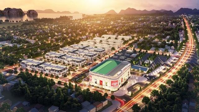 Vincom Retail ra mắt Vincom Shophouse Cẩm Phả - 2