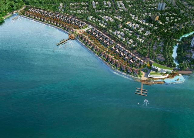 Ha Tien Venice Villas tích hợp hơn 20 tiện ích đẳng cấp lần đầu tiên xuất hiện tại Vịnh Hà Tiên