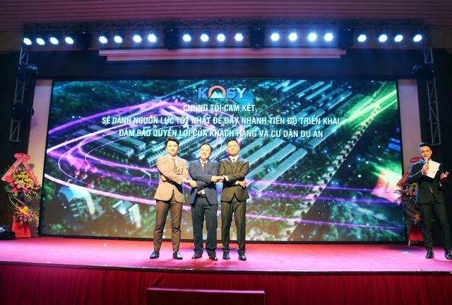 Khu đô thị Kosy Bắc Giang hút khách ngay lần đầu chính thức ra mắt - 5