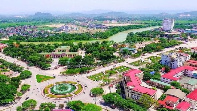 Phổ Yên, Thái Nguyên là thị xã có tốc độ đô thị hóa nhanh và bền vững