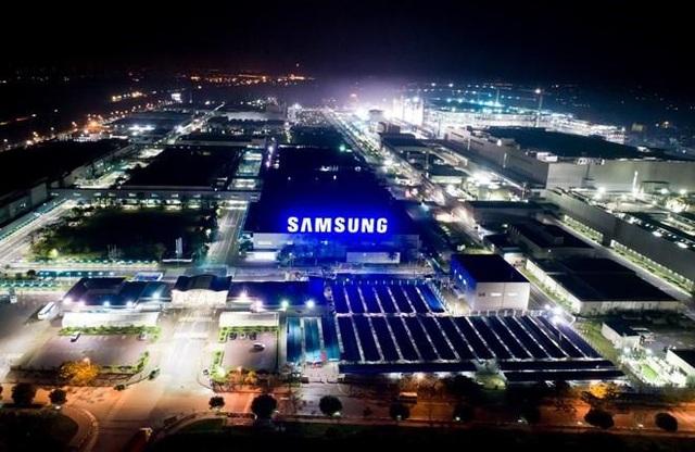Samsung Thái Nguyên – điểm kích cầu đầu tư nâng tầm giá trị Phổ Yên