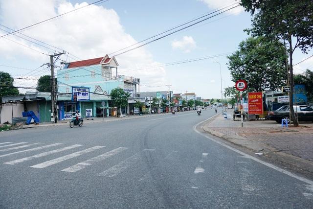 Phú Mỹ, thị xã đang từng bước được hiện đại hóa, đầu tư cơ sở hạ tầng thúc đẩy thị trường bất động sản phát triển.