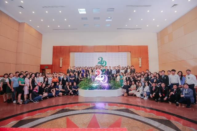 Sự kiện kỷ niệm 20 năm thành lập hệ thống khách sạn Nam Cường diễn ra ngày 27/10 vừa qua
