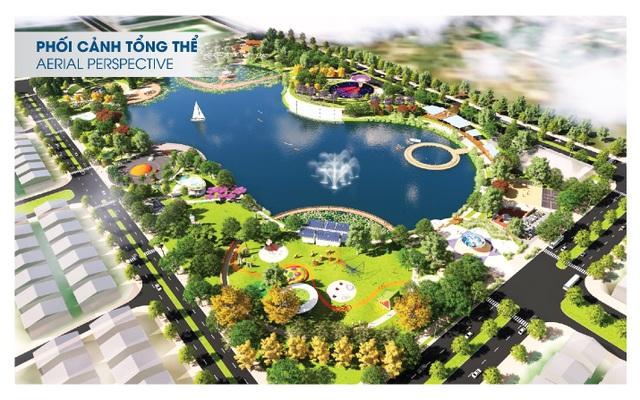 Tập đoàn Nam Cường xây dựng khu đô thị cân bằng năng lượng tại Việt Nam - 1
