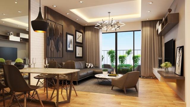 Dự án Bohemia Residence vượt tiến độ, chủ đầu tư Vinaconex Invest bàn giao nhà cho khách hàng ngay trong tháng 12 - 1