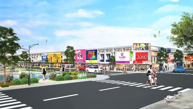 Nằm ngay trung tâm thị xã Tân Uyên nên tiềm năng phát triển của New Times City rất lớn.