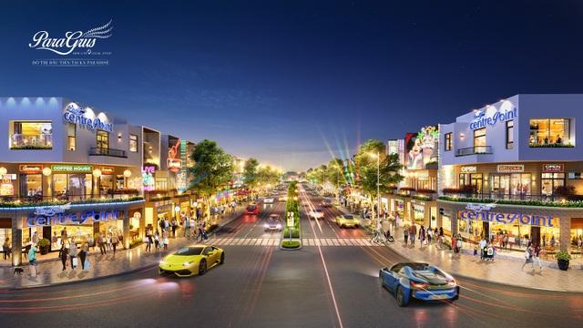 Para Grus Centre Point trung tâm giao thương và du lịch sôi động tại Bãi Dài Cam Ranh