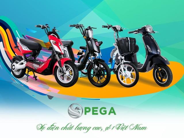 Cơ hội kiếm tiền lớn với xe điện PEGA - 1