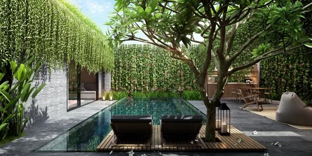 """Biệt thự biển Wyndham Garden Phú Quốc hút giới đầu tư bởi tọa lạc ngay trong """"tọa độ vàng"""" tại khu đô thị Bãi Trường."""