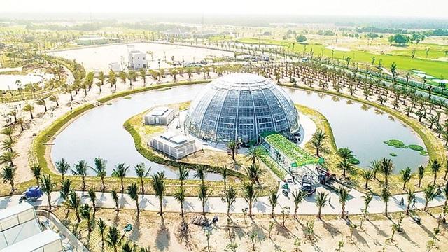 Nông trường công nghệ cao VinEco Nam Hội An – một trong những nông trường hiện đại nhất Việt Nam hiện nay