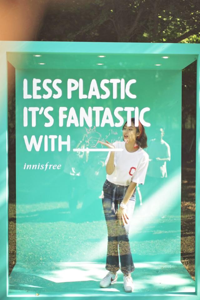 Less Plastic, It's Fantastic của innisfree - thủ lĩnh tiên phong trong những dự án hướng đến cộng đồng - 8