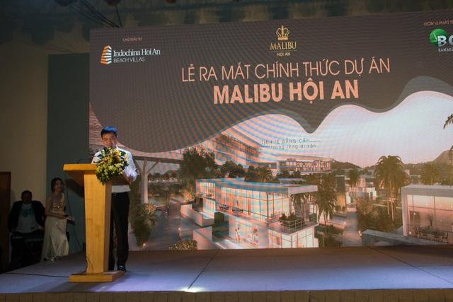 Hơn 200 khách hàng đặt cọc căn hộ trong ngày ra mắt Malibu Hội An - 1