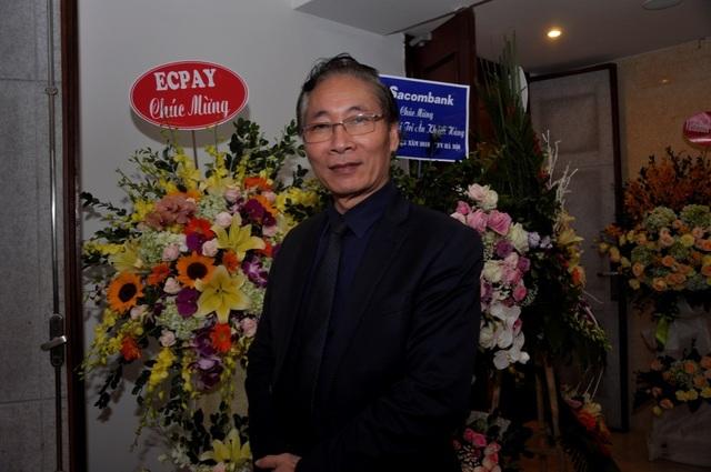 Ông Nguyễn Văn Chiến - Đại biểu Quốc hội Việt Nam khóa XIV phát biểu tại Hội nghị