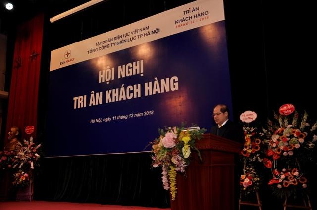 Ông Trần Tuệ Quang – Phó Cục trưởng Cục Điều tiết điện lực phát biểu chỉ đạo tại Hội nghị