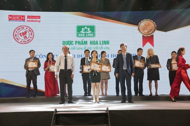 Kem đánh răng dược liệu Ngọc Châu giành thứ hạng cao trong giải thưởng Tin & Dùng 2018 - 2