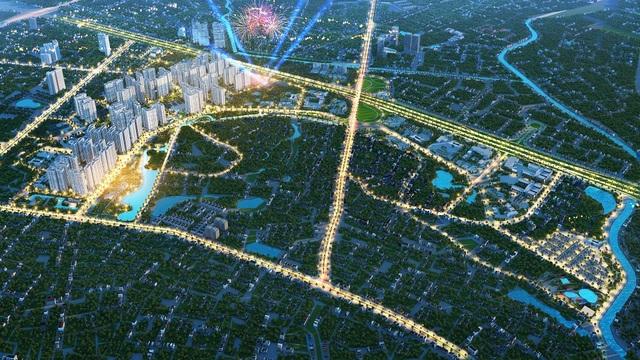 """Phía Tây Hà Nội: Sau 10 năm thăng trầm, vẫn giữ vị thế """"tâm điểm"""" thị trường - 1"""