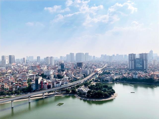 Đây là một trong số ít các dự án căn hộ cao tầng tại nội thành Hà Nội được xây dựng ven hồ Hoàng Cầu, quận Đống Đa có môi trường sống trong lành như một khu nghỉ dưỡng.