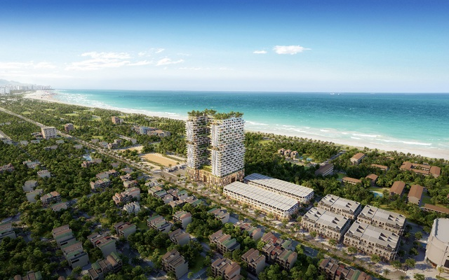Apec Mandala Wyndham Phú Yên – Điểm nhấn của thành phố biển Tuy Hòa - Ảnh 1.