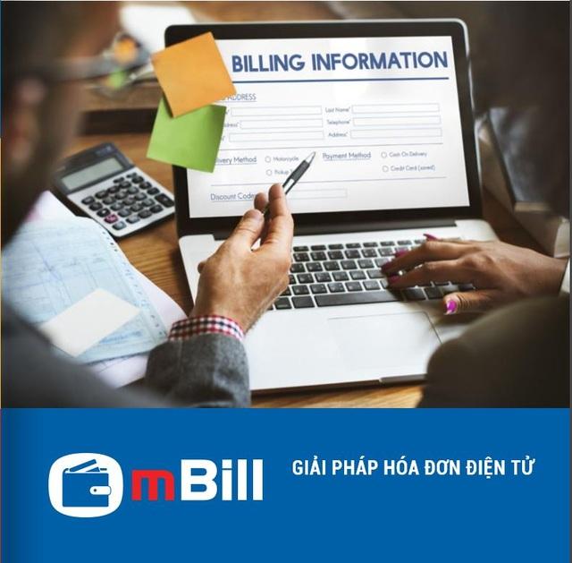 Hóa đơn điện tử mBill, dịch vụ không thể thiếu với doanh nghiệp thời 4.0 - Ảnh 1.