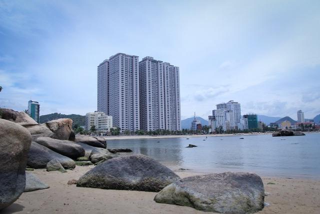 Cận cảnh Tổ hợp Chung cư cao cấp và khách sạn 5 sao chuẩn bị khánh thành của Tập đoàn Mường Thanh - Ảnh 1.