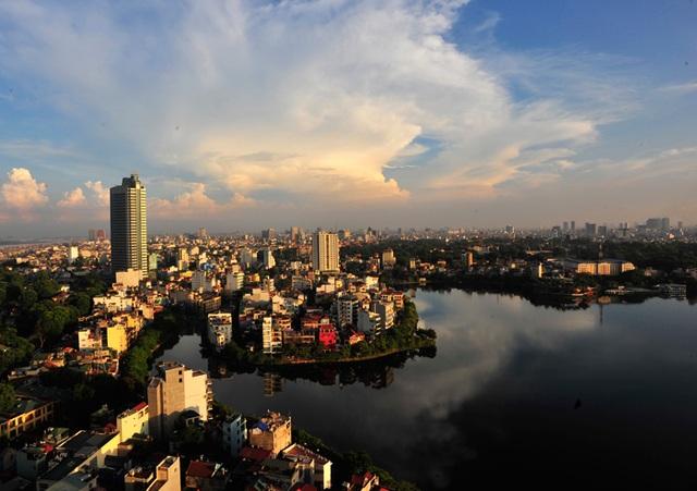Hồ Tây: Khu vực đáng sống nhất Hà Nội - Ảnh 1.