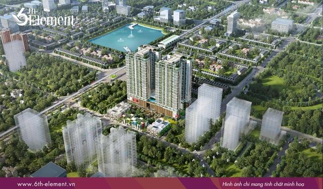 Chuyện lạ ở chung cư Hà Nội: Cư dân có hàng xóm trước khi nhận nhà - Ảnh 1.