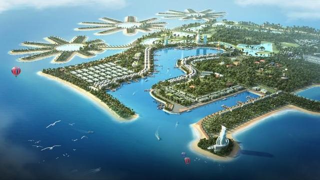 Tiềm năng sinh lời từ dự án Tuần Châu Marina - Ảnh 1.