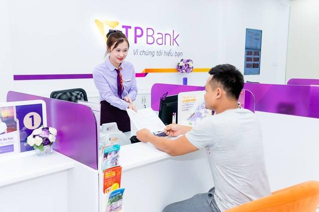 Lợi nhuận TPBank tăng trưởng gần gấp 4 lần chỉ sau 3 năm - Ảnh 1.