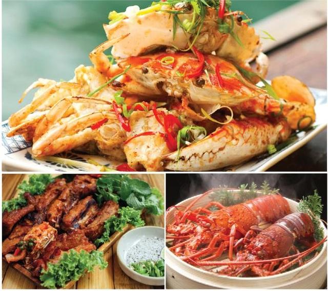 Menu hơn 150 món ăn Á - Âu , đặc sản vùng miền tại nhà hàng Âu Lạc