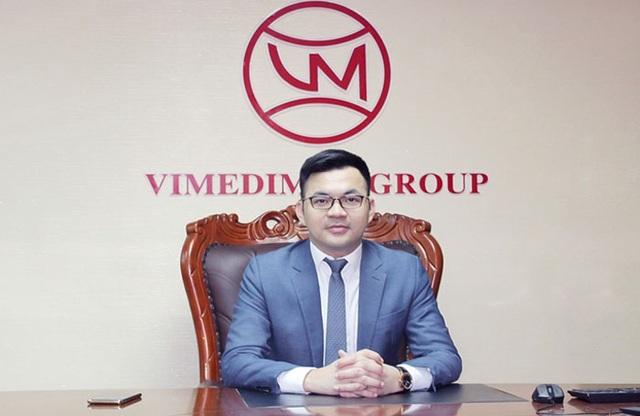 Ông Nguyễn Xuân Đức, Phó tổng giám đốc Tập đoàn Dược phẩm Vimedimex, đơn vị sở hữu thương hiệu bất động sản Vimefulland