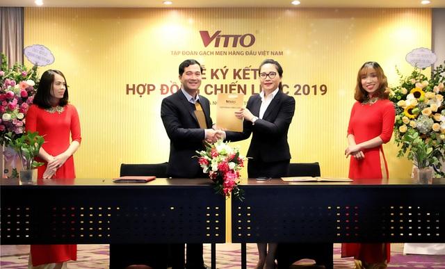 Tập đoàn Vitto ký kết hợp đồng hợp tác chiến lược trên toàn quốc - Ảnh 2.