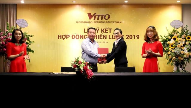 Tập đoàn Vitto ký kết hợp đồng hợp tác chiến lược trên toàn quốc - Ảnh 3.