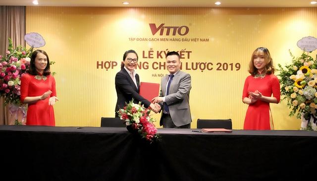 Tập đoàn Vitto ký kết hợp đồng hợp tác chiến lược trên toàn quốc - Ảnh 4.