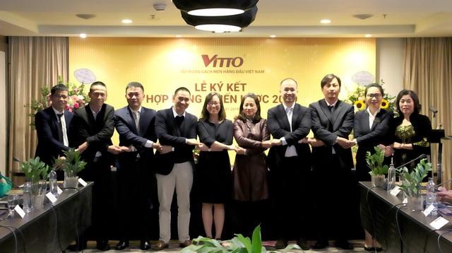 Tập đoàn Vitto ký kết hợp đồng hợp tác chiến lược trên toàn quốc - Ảnh 5.