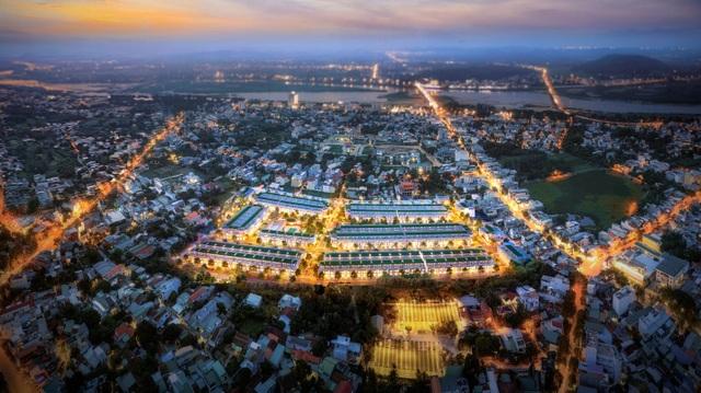 Phát Đạt Bàu Cả - khu dân cư điển hình, góp phần làm khởi sắc thành phố Quảng Ngãi