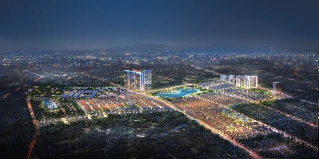 Khu đô thị Dương Nội: Khu đô thị mở lớn nhất tại Hà Đông, Hà Nội