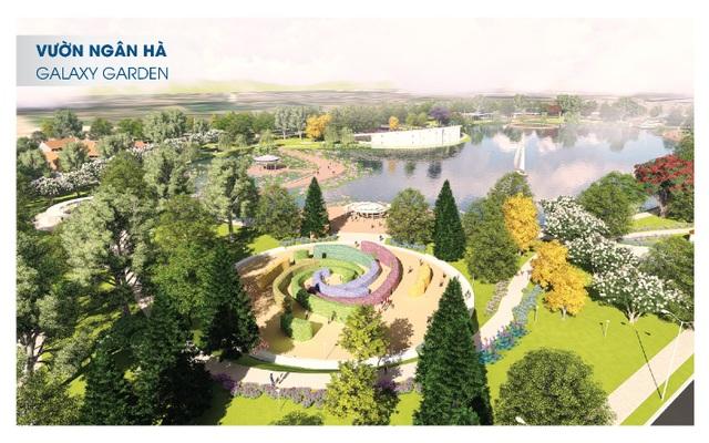 Công viên Thiên Văn Học tại Khu đô thị Dương Nội