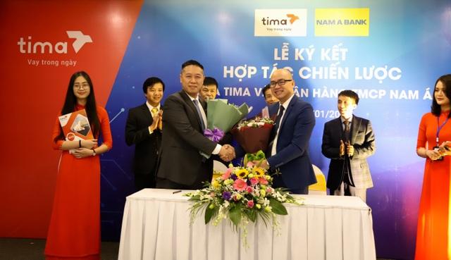 Fintech cho vay ngang hàng quy mô nhất Việt Nam hợp tác với Nam A Bank - Ảnh 1.