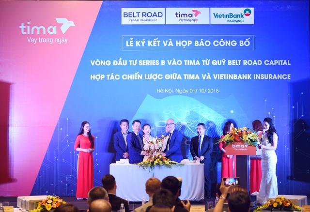 Fintech cho vay ngang hàng quy mô nhất Việt Nam hợp tác với Nam A Bank - Ảnh 2.