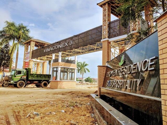 Phổ Yên Residence ghi thêm điểm cộng nhờ tiến độ thi công vượt trội - Ảnh 1.