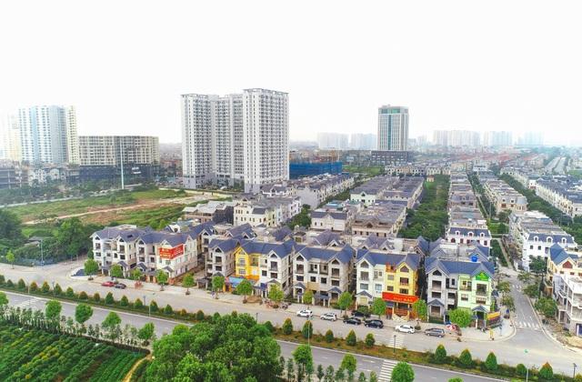 Khu đô thị Dương Nội và cái nhìn toàn cảnh trong hai năm trở lại đây - Ảnh 1.